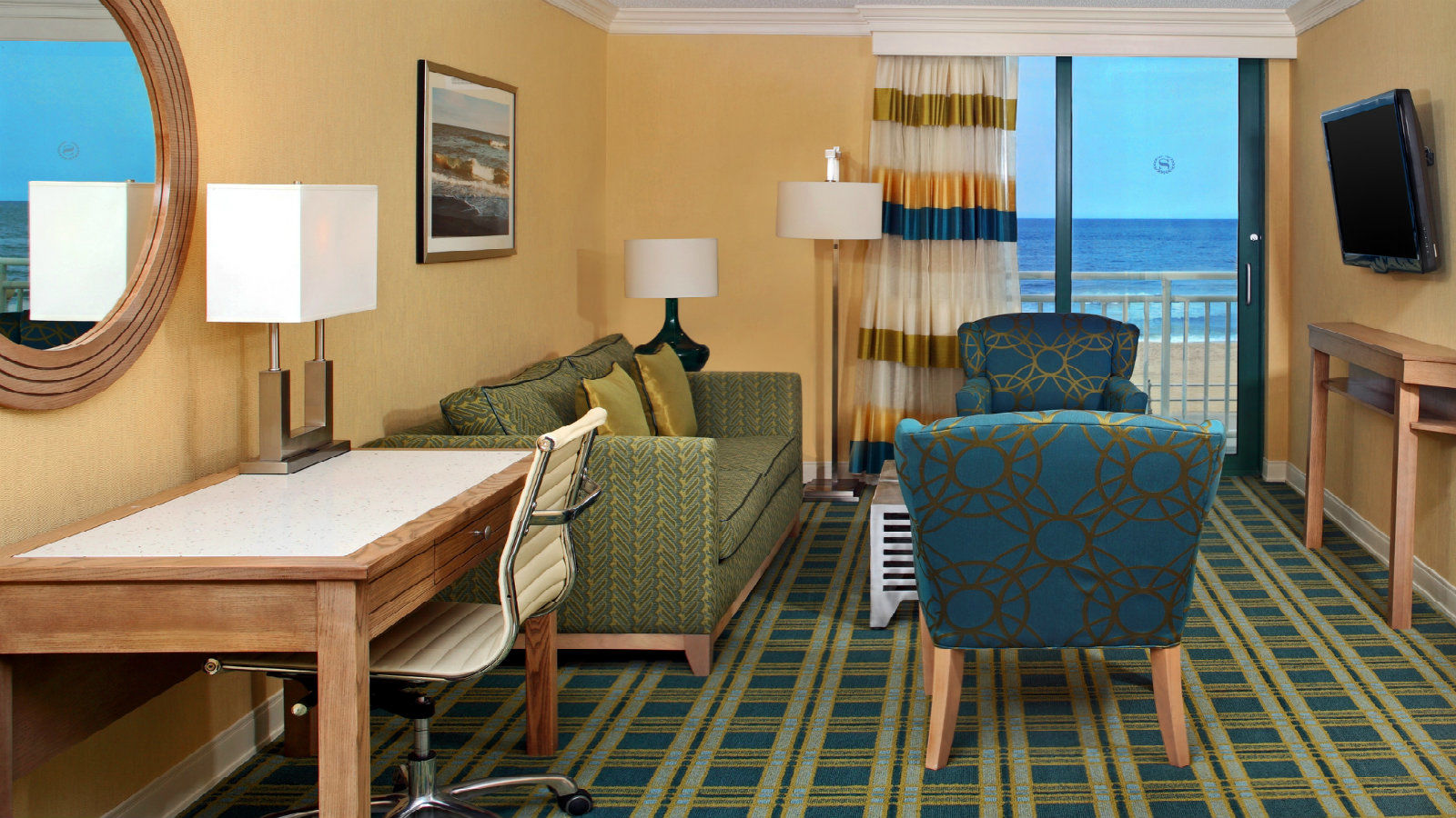 Starwood Suites Sheraton Virginia Beach Oceanfront Hotel