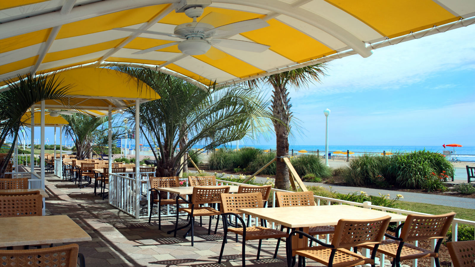 Cabanas Seaside Bar & Grill