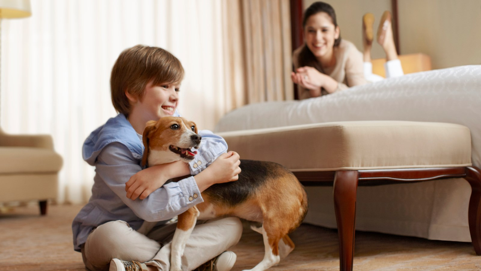Pet friendly hotels in Virginia Beach